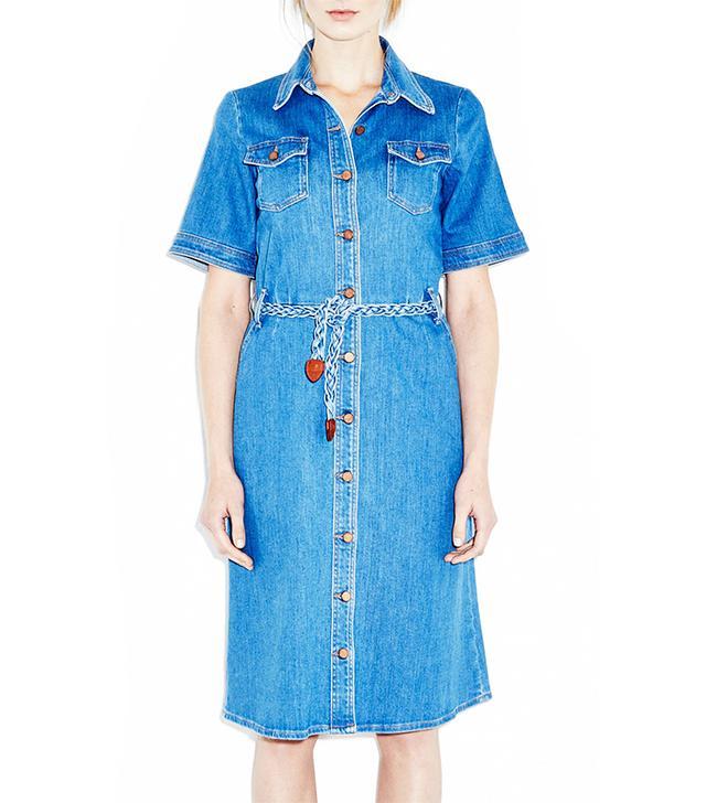MiH 70s Denim Dress