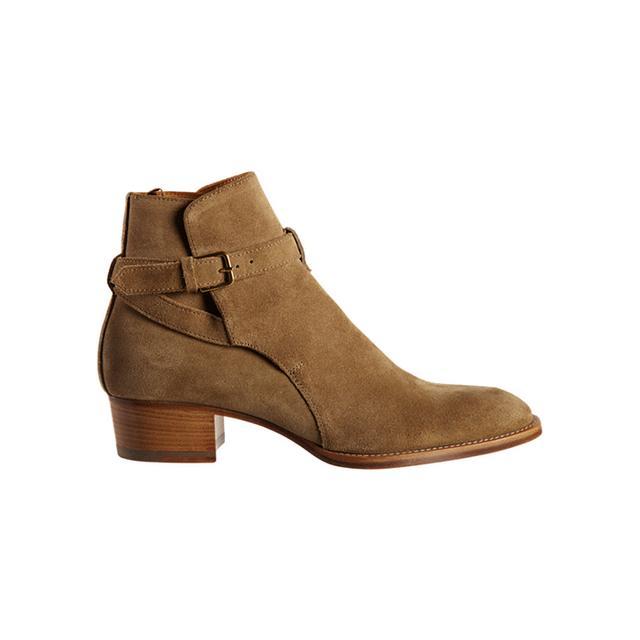 Saint Laurent Wyatt Ankle Boots