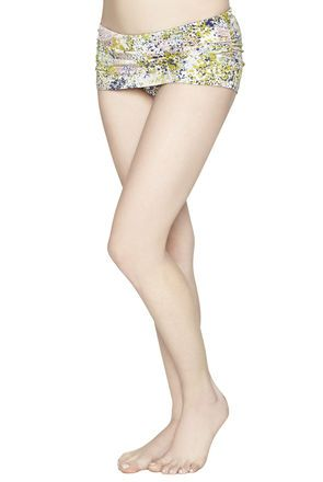 BCBGeneration  Skirted Bikini Bottom