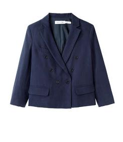 Etoile Isabel Marant Andrew Shrunken Jacket