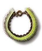 Annelise Michelson Annelise Michelson Neon Thorny Bracelet