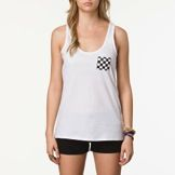 Vans Vans The Printed Pocket Tank