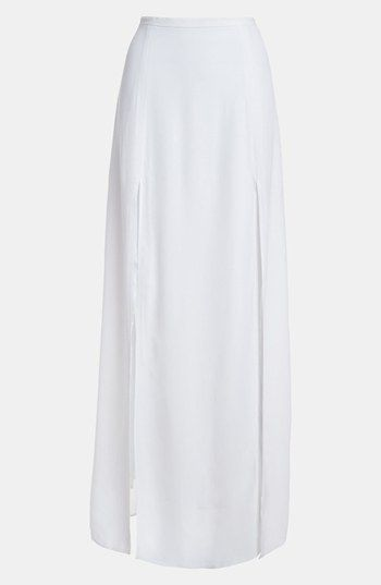 BB Dakota  Slit Maxi Skirt