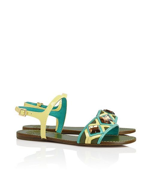 Tory Burch  Etta Flat Sandals