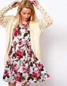 ASOS ASOS Premium Crochet Cardigan