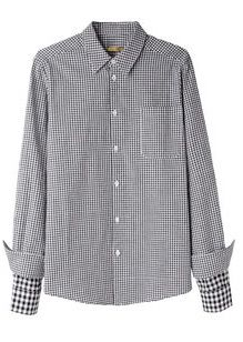 Peter Jensen  Double Sleeve Shirt