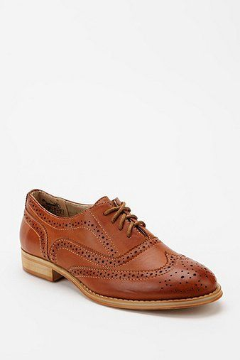 Wanted  Babe Brogue Oxfords