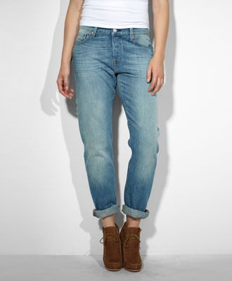 Levi's 501 Jeans for Women in Sun Bleach