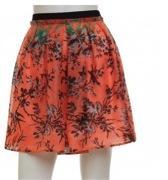 Nanette Lepore Nanette Lepore Digital Skirt