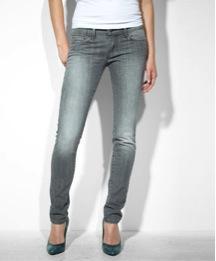 Levi's Levi's Modern Rise Slight Curve Skinny Jeans