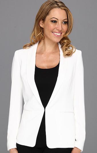 DKNYC Shawl Collar Blazer