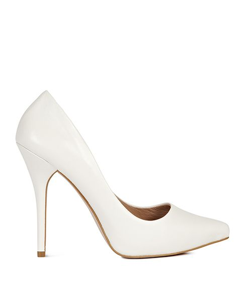 Reiss Liliana Stiletto Court Shoes