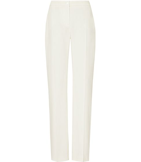 Reiss Lyonaise Eve Straight Leg Trousers