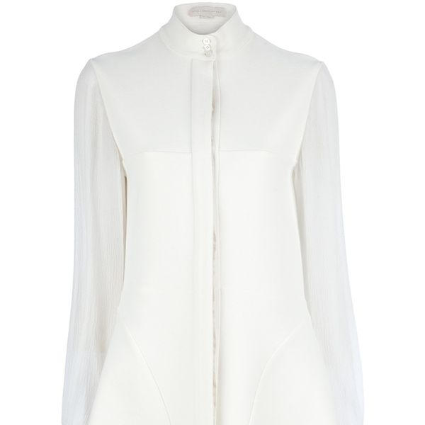 Stella McCartney Long Sleeved Dress