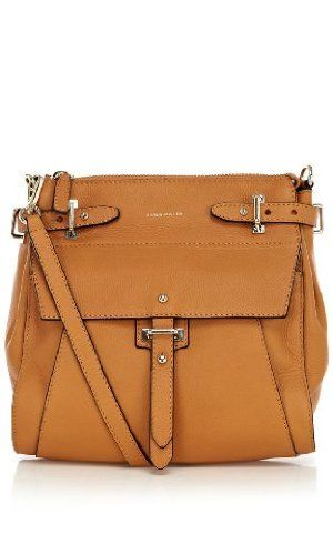 Karen Millen  Luxury Leather Large Satchel