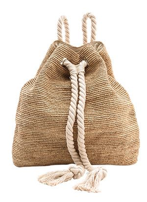 Weave Stylishly Through Summer With These Raffia Accessories