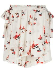 Etoile Isabel Marant  Maya Skirt