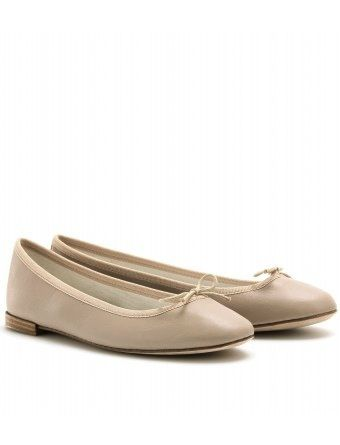 Repetto  Leather Ballerina Flats