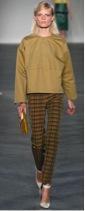 Derek Lam  Derek Lam Sun Madras Pants