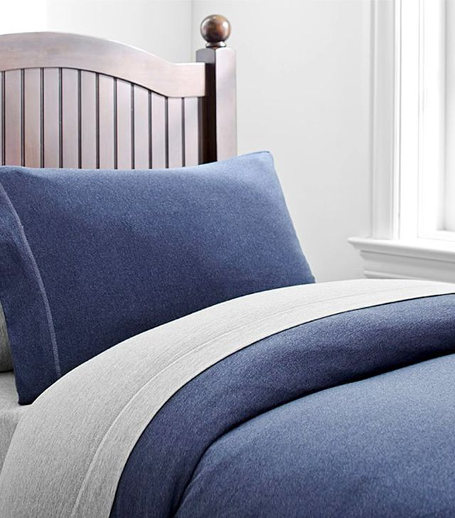 Pottery Barn Kids Cotton Jersey Duvet Cover
