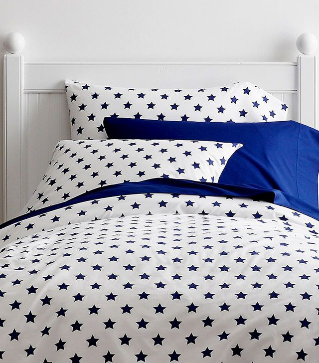 Company Kids Stars Percale Duvet Cover