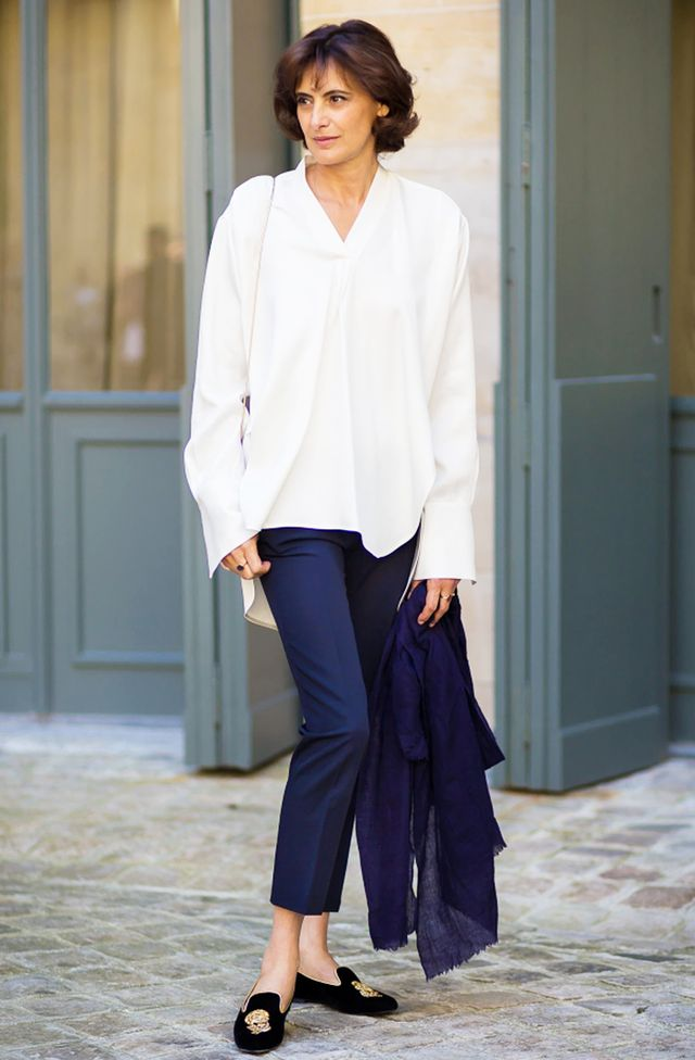 Scroll down for more amazing over-30 style inspiration: