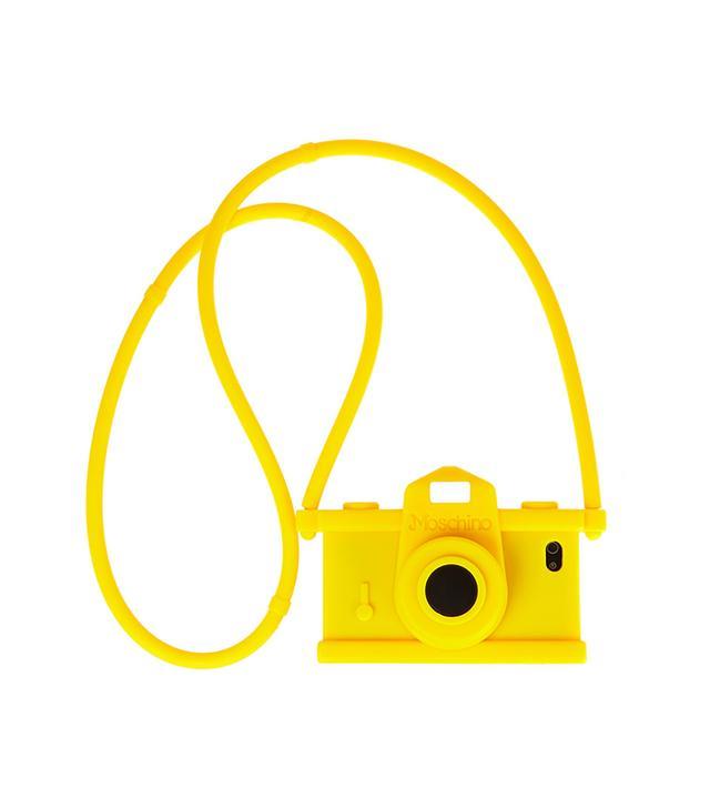 Moschino Camera iPhone 5 Case