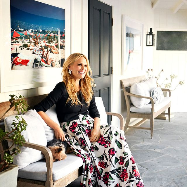 Step Inside Molly Sims' Charming Family Home