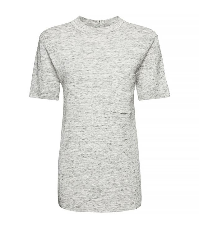 Whistles Pocket T-Shirt Knit