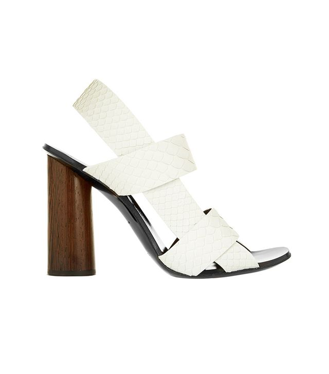 Proenza Schouler Python Sandals