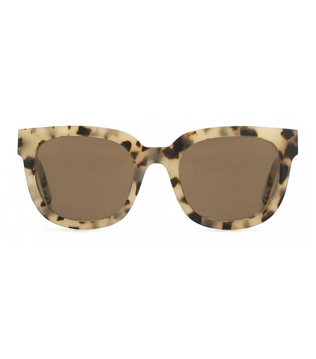 Ace & Tate Kat Sunglasses in Space Oddity