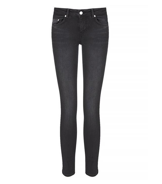 BLK Denim Grace Black Skinny Jeans