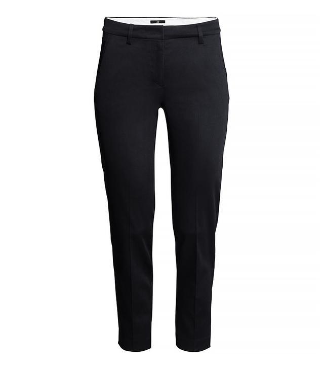 H&M Slacks in Black