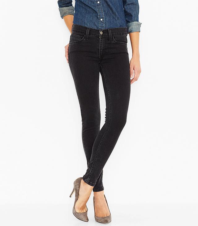 Cheap Monday Spray On High Waist Skinny Jeans