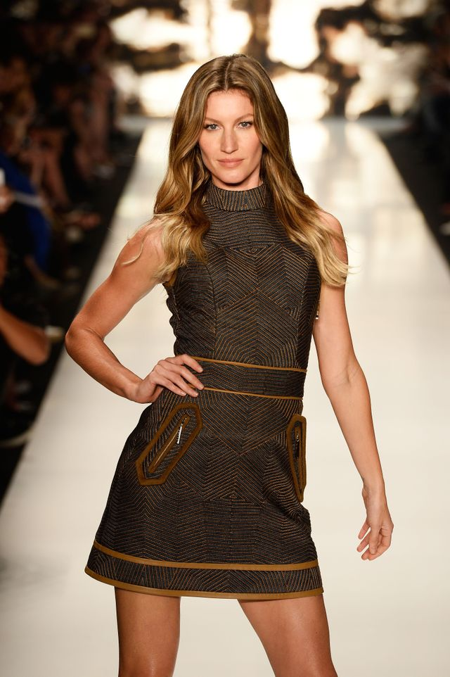 You'll Never Guess Which Surprising Runway Show Will Be Gisele's Last