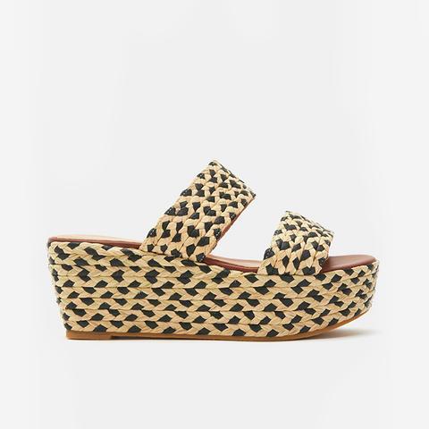 Frazzia P Wedge Sandals