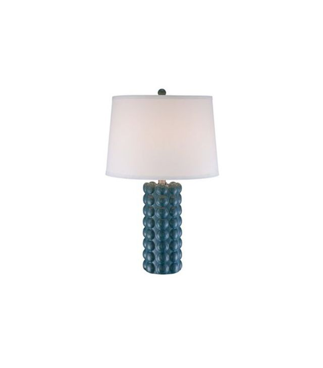 Euro Style Lighting Lyle Celadon Bubble Ceramic Table Lamp