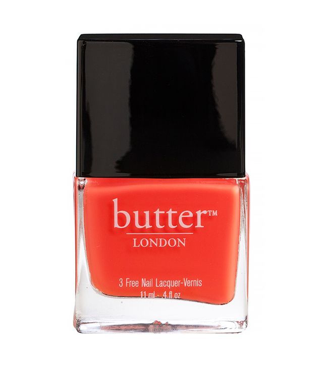 butter LONDON Nail Lacquer in Jaffa