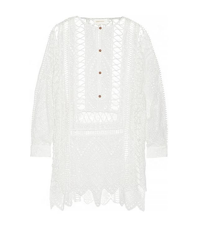 Zimmerman Riot Broderie Anglaise Tunic