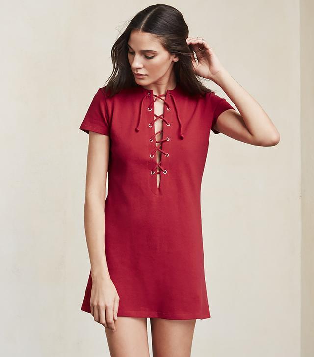 Reformation Caroline Dress