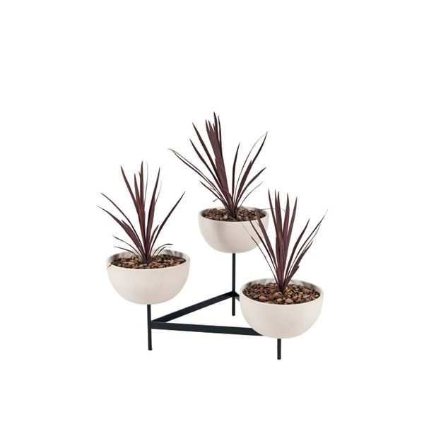 Modernica Case Study 3 Bowl Plant Stand