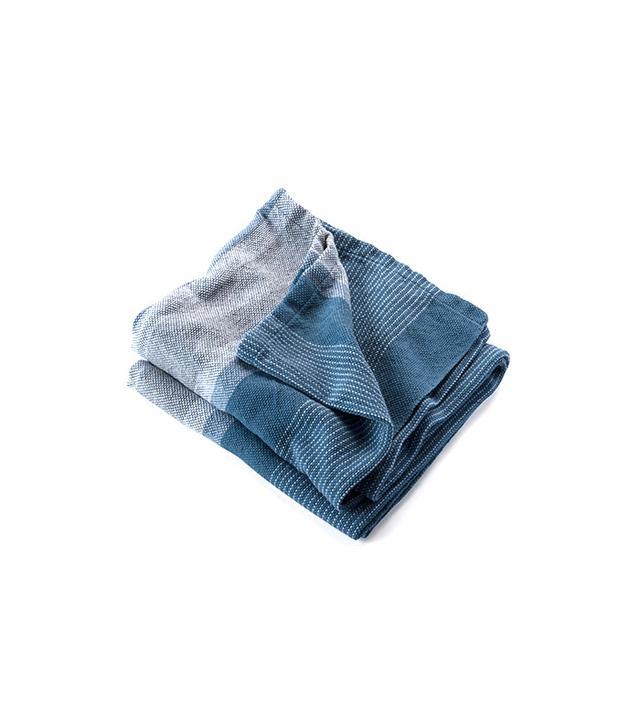 Brahms Mount Cotton/Linen Day Blanket