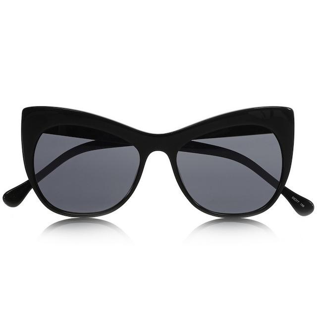 Elizabeth and James Lafayette Cat Eye Acetate Sunglasses