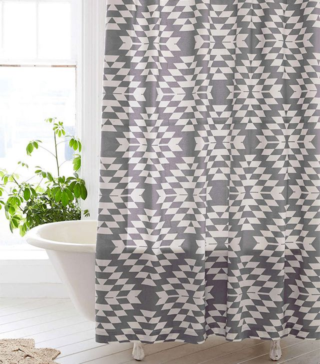Magical Thinking Costa Geo Shower Curtain