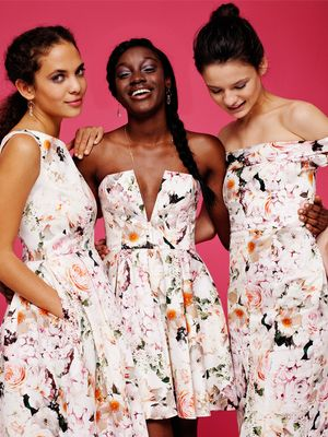 Rejoice! ASOS is Selling Stylish (and Affordable) Bridesmaid Dresses