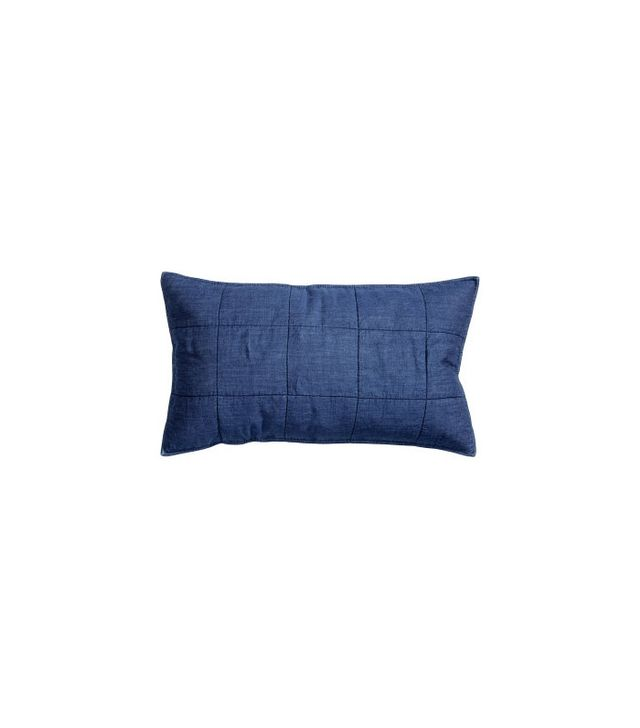 H&M Denim Cushion Cover