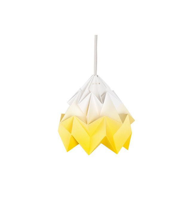 Studio Snowpuppe Moth Origami Lampshade