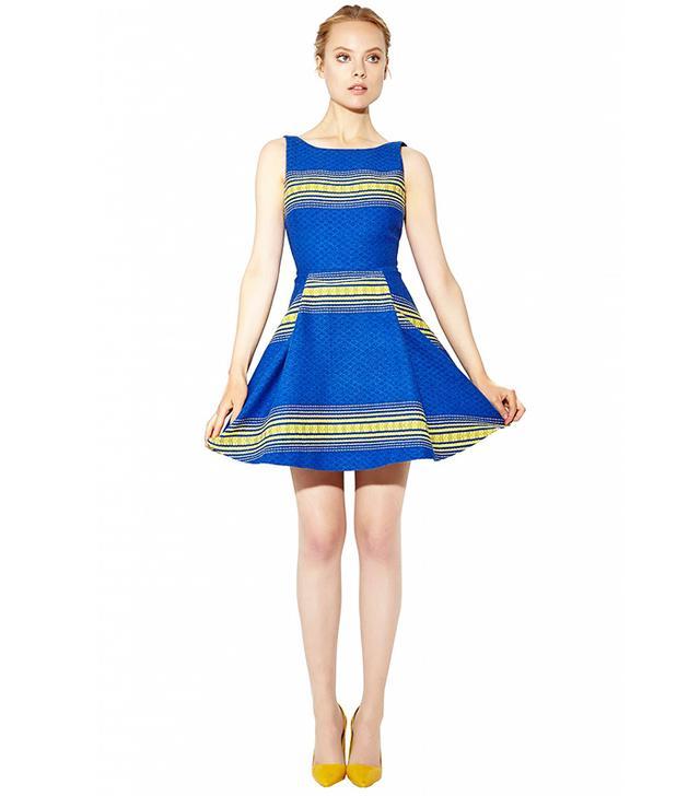 Alice + Olivia Holis Structured Dress