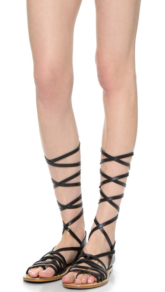 Band of Outsiders Strappy Sandals