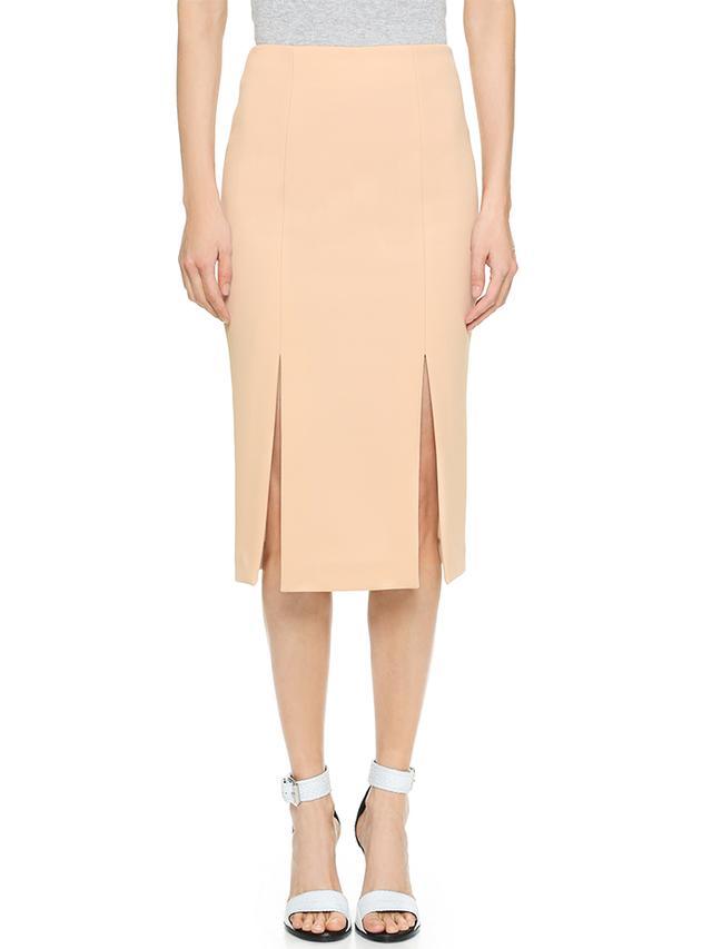 Nicholas Split Skirt